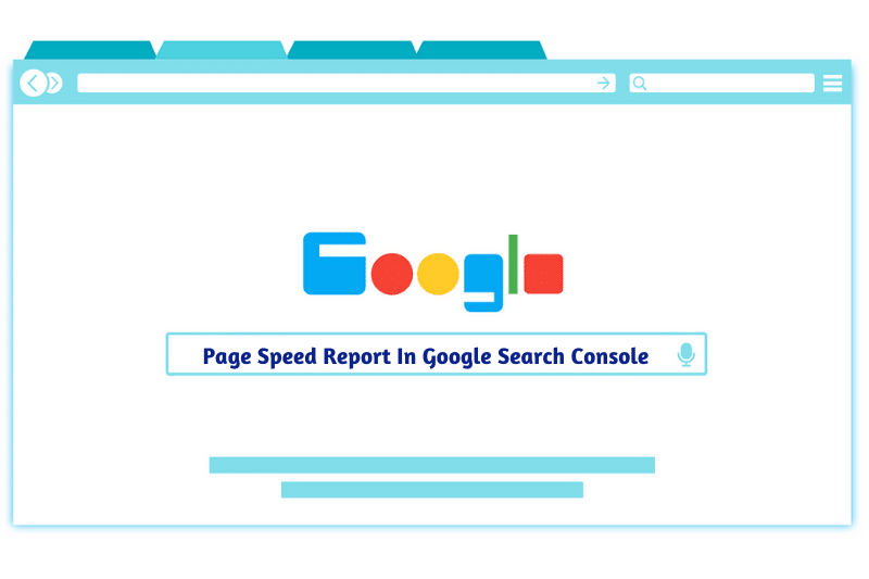 Page Speed Report In Google Search Console