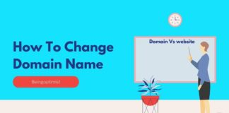 How to Change Domain Name