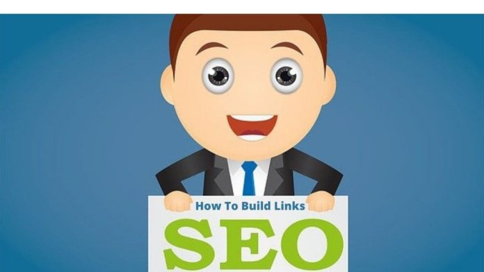 how to build links for your website